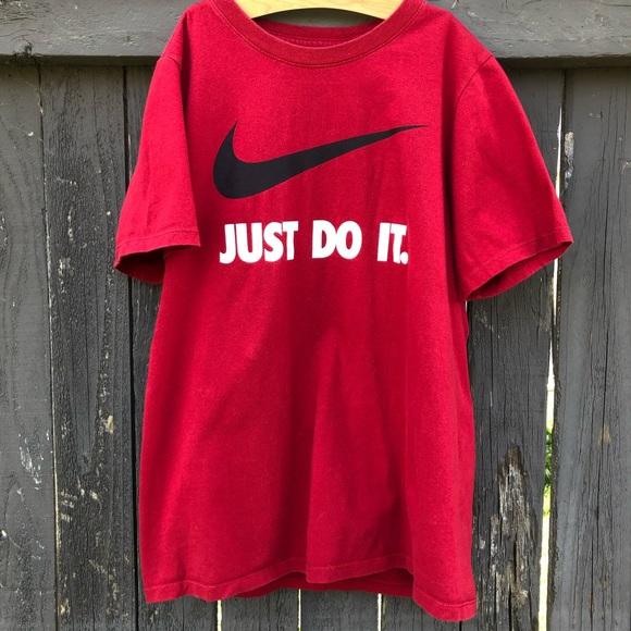 Nike Shirts \u0026 Tops | Nike Boys Red Just